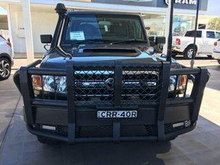 2014 Toyota Landcruiser VDJ79R GXL Grey Manual.