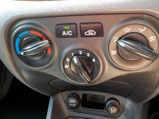 2005 Kia Rio JB Silver 4 Speed Automatic Hatchback