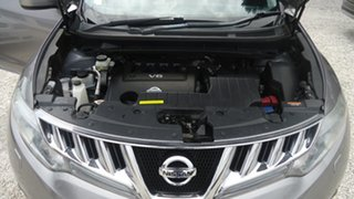 2010 Nissan Murano Z51 Series 2 MY10 TI Grey 6 Speed Constant Variable Wagon