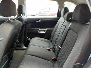 2011 Holden Captiva CG Series II 5 White 6 Speed Manual Wagon
