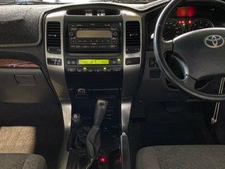 2006 Toyota Landcruiser Prado KZJ120R VX Grey 4 Speed Automatic Wagon