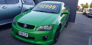 2008 Holden Commodore VE MY09.5 SV6 5 Speed Automatic Utility