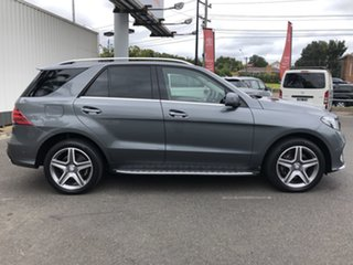 2017 Mercedes-Benz GLE250d 4Matic 166 MY17 Grey 9 Speed Automatic Wagon.