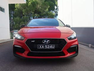 2019 Hyundai i30 PDe.3 MY20 N Performance Red 6 Speed Manual Hatchback