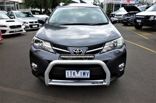 2013 Toyota RAV4 ASA44R Cruiser AWD Grey 6 Speed Sports Automatic Wagon