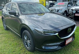 2018 Mazda CX-5 KF2W7A Maxx SKYACTIV-Drive FWD Sport Charcoal 6 Speed Sports Automatic Wagon.