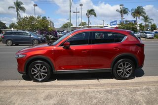 2018 Mazda CX-5 MY18 (KF Series 2) GT (4x4) Red 6 Speed Automatic Wagon