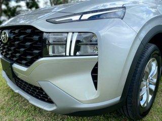 2020 Hyundai Santa Fe Tm.v3 MY21 Typhoon Silver 8 Speed Sports Automatic Wagon