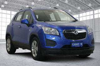 2015 Holden Trax TJ MY15 Active Blue 6 Speed Automatic Wagon.