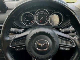 2018 Mazda CX-5 KF2W7A Maxx SKYACTIV-Drive FWD Sport Charcoal 6 Speed Sports Automatic Wagon