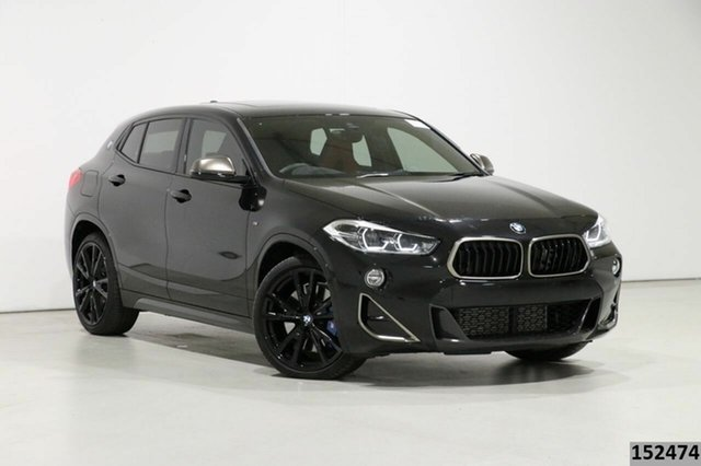 Used BMW X2 F39 MY19 M35I Bentley, 2019 BMW X2 F39 MY19 M35I Sapphire Black 8 Speed Automatic Steptronic Wagon