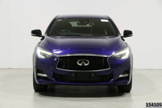2016 Infiniti Q30 H15 Sport 2.0T Blue 7 Speed Auto Dual Clutch Hatchback.