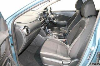 2019 Hyundai Kona OS.3 MY20 GO (FWD) Blue 6 Speed Automatic Wagon