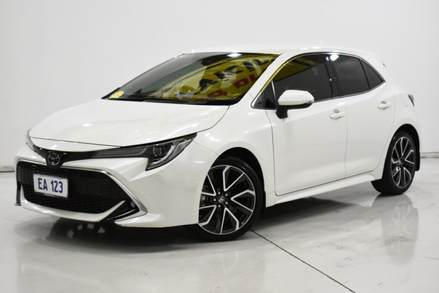 Used Toyota Corolla Mzea12R ZR Brooklyn, 2019 Toyota Corolla Mzea12R ZR White 10 Speed Constant Variable Hatchback