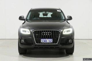 2014 Audi Q5 8R MY14 2.0 TFSI Quattro Grey 8 Speed Automatic Wagon.