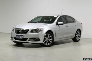 2015 Holden Calais VF MY15 Silver 6 Speed Automatic Sedan.