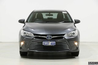 2015 Toyota Camry AVV50R MY15 Altise Hybrid Graphite Continuous Variable Sedan.