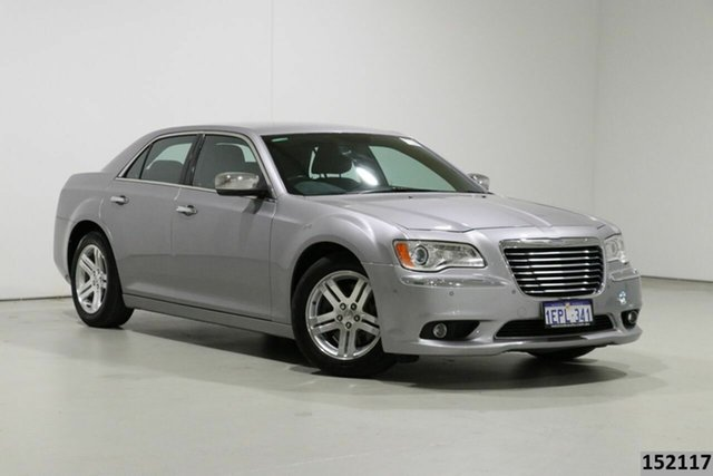 Used Chrysler 300 MY12 Limited Bentley, 2014 Chrysler 300 MY12 Limited Silver 8 Speed Automatic Sedan