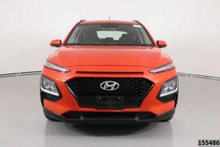2019 Hyundai Kona OS.2 MY19 GO (FWD) Orange 6 Speed Automatic Wagon.