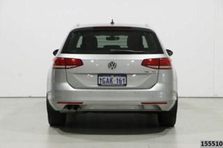 2016 Volkswagen Passat 3C MY16 132 TSI Silver 7 Speed Auto Direct Shift Wagon