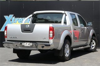 2008 Nissan Navara D40 ST-X Silver Lightning 6 Speed Manual Utility