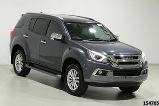2018 Isuzu MU-X UC MY18 LS-T (4x4) Graphite 6 Speed Auto Sequential Wagon