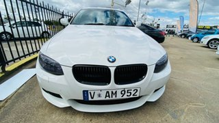 2011 BMW 3 Series E92 MY11 325i Steptronic White 6 Speed Sports Automatic Coupe