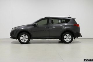 2015 Toyota RAV4 ZSA42R MY14 Upgrade GX (2WD) Grey Continuous Variable Wagon