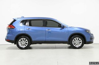 2018 Nissan X-Trail T32 Series 2 ST (2WD) Blue Continuous Variable Wagon