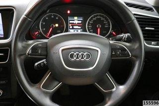 2014 Audi Q5 8R MY14 2.0 TFSI Quattro Grey 8 Speed Automatic Wagon