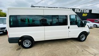 2005 Ford Transit VJ Mid Roof MWB White 5 Speed Manual Van.