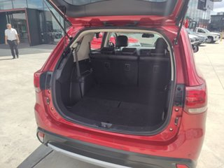 2016 Mitsubishi Outlander ZK MY16 Exceed 4WD Red 6 Speed Sports Automatic Wagon