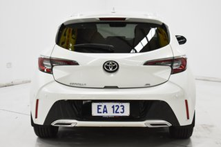 2019 Toyota Corolla Mzea12R ZR White 10 Speed Constant Variable Hatchback