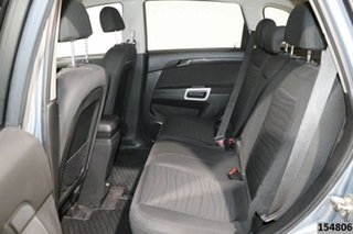 2014 Holden Captiva CG MY13 5 LT (FWD) Grey 6 Speed Manual Wagon
