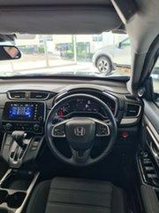 2020 Honda CR-V RW MY21 VTi FWD X Crystal Black 1 Speed Constant Variable Wagon