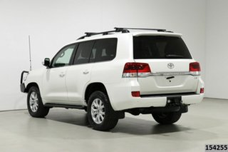 2016 Toyota Landcruiser VDJ200R MY16 VX (4x4) Pearl White 6 Speed Automatic Wagon