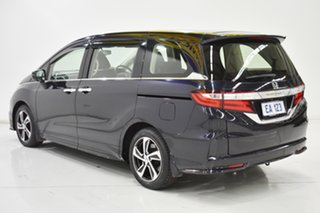 2016 Honda Odyssey RC MY16 VTi-L Black 7 Speed Constant Variable Wagon