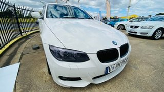 2011 BMW 3 Series E92 MY11 325i Steptronic White 6 Speed Sports Automatic Coupe.