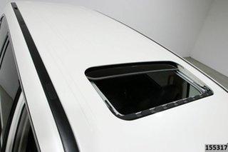 2017 Nissan Patrol Y62 Series 3 TI (4x4) White 7 Speed Automatic Wagon