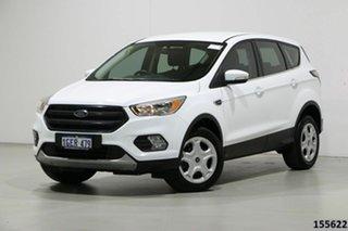 2016 Ford Escape ZG Ambiente (FWD) White 6 Speed Automatic SUV.