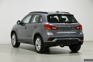 2019 Mitsubishi ASX XC MY19 ES (2WD) Grey Continuous Variable Wagon