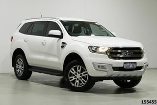 2017 Ford Everest UA MY17.5 Trend (4WD) White 6 Speed Automatic SUV.