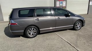 2008 Honda Odyssey 3rd Gen MY07 Luxury Grey 5 Speed Sports Automatic Wagon