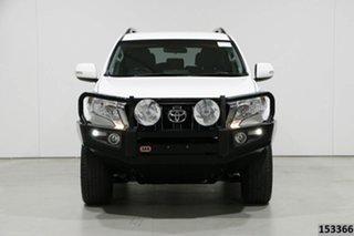 2016 Toyota Landcruiser Prado GDJ150R MY16 GXL (4x4) White 6 Speed Automatic Wagon.