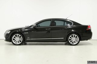 2012 Holden Calais VE II MY12 V Black 6 Speed Automatic Sedan