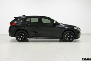 2019 BMW X2 F39 MY19 M35I Sapphire Black 8 Speed Automatic Steptronic Wagon