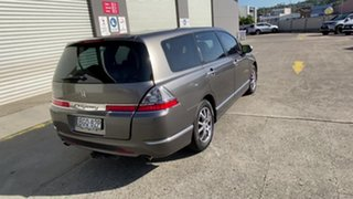 2008 Honda Odyssey 3rd Gen MY07 Luxury Grey 5 Speed Sports Automatic Wagon.