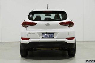 2018 Hyundai Tucson TL2 MY18 Active (FWD) White 6 Speed Automatic Wagon