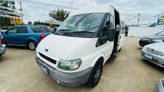 2005 Ford Transit VJ Mid Roof MWB White 5 Speed Manual Van