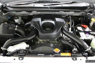 2016 Isuzu MU-X UC MY15.5 LS-T (4x2) Silver 5 Speed Automatic Wagon